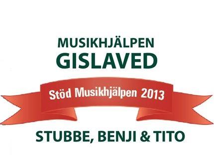 Musikhjälpen i Gislaved 2013
